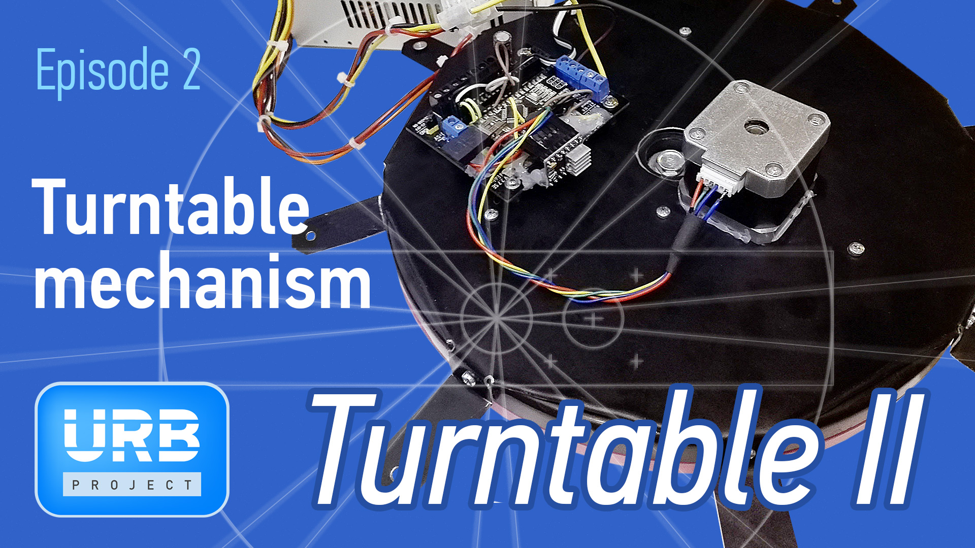 How make the turntable mechanism