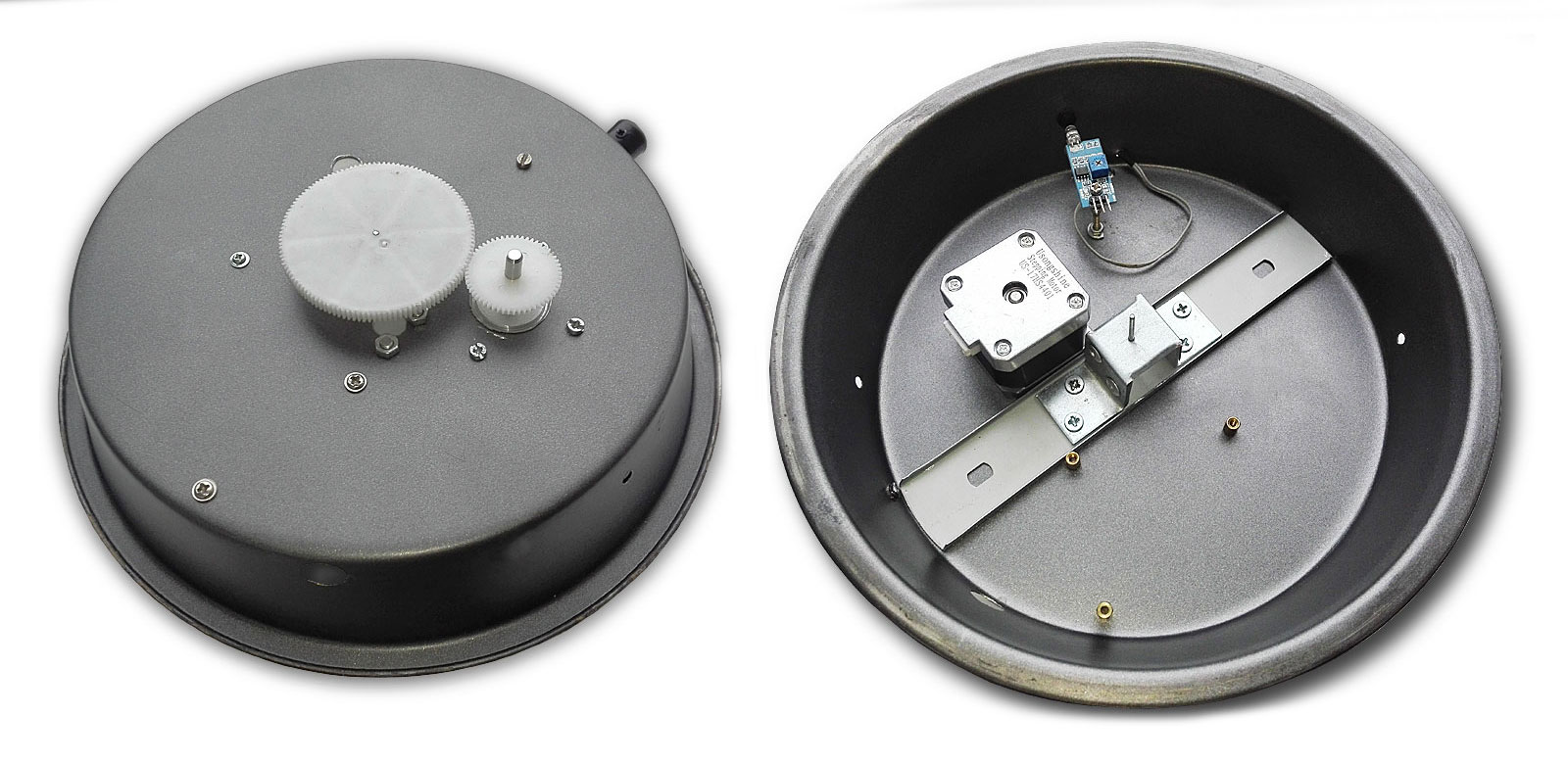 Stepper NEMA 17 Turntable