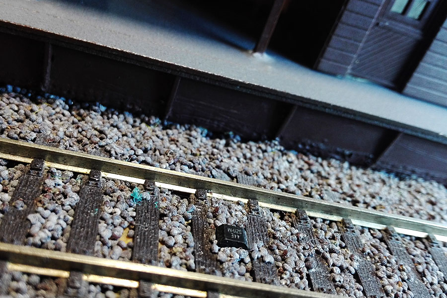 Arduino Hall Sensor on railway track