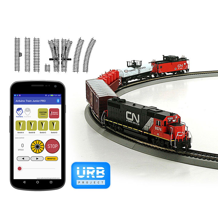 Arduino Train Junior