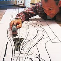 Planning Railway Layout